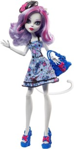 poupee monster high catrine demew costume corsaire