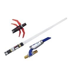 sabre laser star wars transformable sabre de sith sabre de jedi