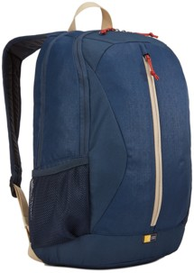 sac a dos avec poche protection ordinateur notebook 15 case logic ibir-115 bleu marine