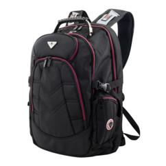 sac à dos gaming pour laptop jusqu'à 17 pouces et poches cables souris manette Spirit of gamer escape