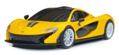 Souris sans fil voiture McLaren P1 Jaune