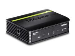 swutch gigabit 5 ports trendnet gigabit teg-s5g avec gestion des ports inactifs