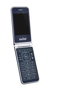 Téléphone portable à clapet Switel M600D