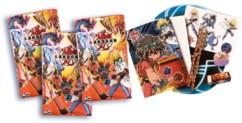 4 pochettes surprises Bakugan pour les écoliers