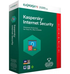 Antivirus Kaspersky Internet Security 2019 - 3 postes