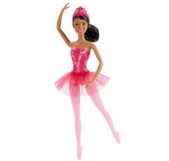 Barbie Ballerine Brune DHM58.