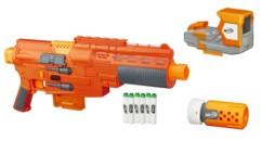 Blaster Nerf Jyn Erso avec accessoires N-Strike Modulus par Hasbro.