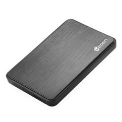 Boitier 3.0 disque dur hdd 2.5 pouces heden BEHED25USB3 aluminium noir
