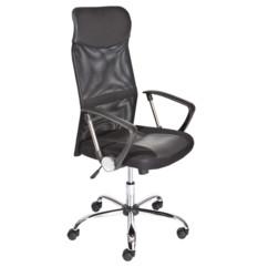 Chaise de bureau Torino noir par Inter Link.