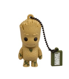 Clé USB Marvel 16 Go avec Groot.