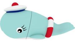 Clé USB Animalitos baleine 16 Go