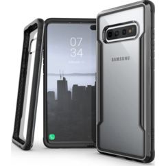 Coque renforcée antichoc Defense Shield - Samsung Galaxy S10+