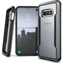 Coque renforcée antichoc Defense Shield - Samsung Galaxy S10E