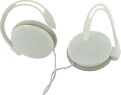Écouteurs audio filaires avec tour d'oreille