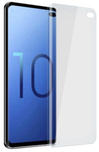 Façade de protection en verre trempé 9H pour Samsung Galaxy S10+