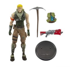 Figurine Fortnite Jonesy de 18 cm.