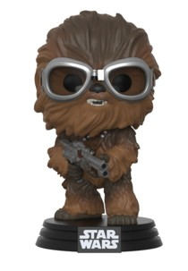 Figurine Funko Pop ! Star Wars Solo : Chewbacca