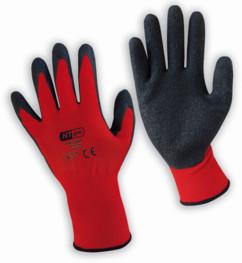 Gants Pro Grip en polyester, taille XL