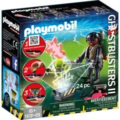 Boîte n°9349 Playmobil Ghostbusters 2 Zeddemore.