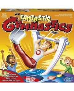 Jeu de société Fantastic Gymnastics par Hasbro.