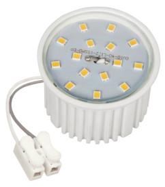Module LED encastrable 7W 510lm - Blanc neutre