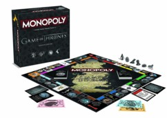 monopoly edition speciale game of thrones trone de fer colletor deluxe westeros serie tv