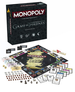 Monopoly Game of Thrones - Edition Deluxe