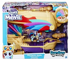 My Little Pony : le Bateau Pirate Volant