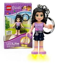 Porte-clés LED LEGO Friends Emma.