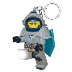 Porte-clés LED LEGO Nexo Knights Clay.