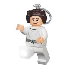 Porte-clés LED LEGO Star Wars Leia.