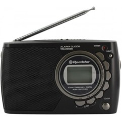 Radio-réveil portatif TRA-2362D.