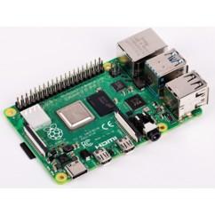 Raspberry Pi 4 - type B (ARM Cortex-A72, 2 Go RAM)