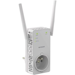 Répéteur wifi double bande AC1200 avec prise filtrée