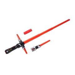 Sabre laser électronique de Kylo Ren dans Star Wars.