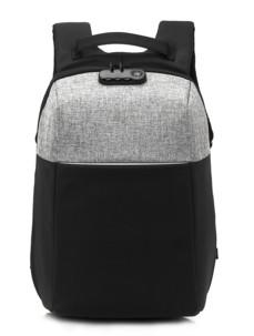 sac a dos pour ordinateur et tablette avec cadenas intégré prochette antivol port USB pour batterie blaupunkt blp0350