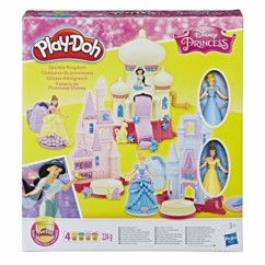 Set de pâte à modeler Play-Doh Princesses Disney
