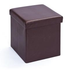 Siège pliable Setti brun par Inter Link.