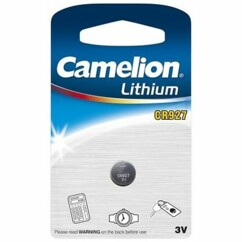 Pile bouton CR927 3 V Camelion.