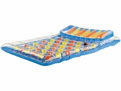 Double matelas gonflable