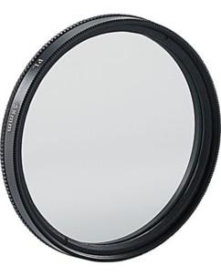 Filtre dégradé gris pour objectif - 58 mm