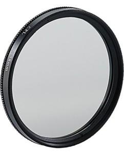 Filtre polarisant pour objectif - 62 mm