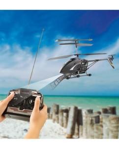 Hélicoptère 3,5 canaux ''GH-301.HD'' avec caméra HD intégrée