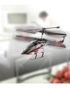 Mini hélicoptère télécommandé GH-135 avec gyrostabilisateur