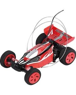 Mini voiture de course télécommandée - modèle rouge