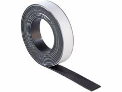 Ruban adhésif magnétique - 3 mètres