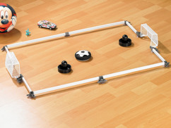 Set complet air-football avec système de coussin d'air