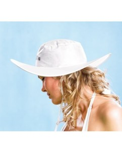Sombrero pliable
