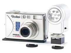 Spot à LED pour enregistrement photo & vidéo
