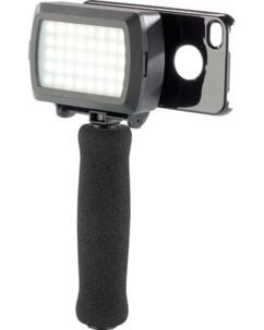 Support photo pour iPhone avec éclairage LED